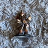 Disney Toys   Disney Infinity Captain Jack Sparrow Figure   Color: Black   Size: Osb