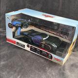 Disney Toys | Disney Pixar Cars Jackson Remote Control Racing | Color: Black | Size: Osb