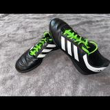 Adidas Shoes | Adidas Youth Indoor Soccer Shoes | Color: Black | Size: 5bb
