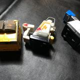 Disney Toys   Disney Walle Robot Cars 3x   Color: Black   Size: Osbb