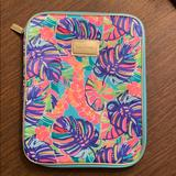 Lilly Pulitzer Accessories | Laptop Portfolio Lily Pulitzer | Color: Red/Pink | Size: 12 12x10