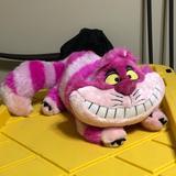 Disney Toys | Disney Cheshire Car Stuffed Animal | Color: Purple/Pink | Size: Osbb