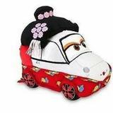 Disney Toys | Disney Okuni Kabuki Dancer Cars 2 Plush Doll | Color: Silver | Size: 5