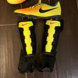 Nike Accessories   Nike Soccer Shin Guards Kids Small   Color: Black   Size: One Size Unisex