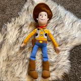 Disney Toys   Disney Parks Woody From Toy Story Plush Toy   Color: Brown/Black   Size: Osb