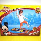 Disney Toys | Floor Piano Kids Step On Musical Toy Disney Mickey | Color: Silver | Size: +3
