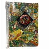 Disney Office | Disney Pin Trading Notebook Journal | Color: Black | Size: Os