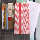 Anthropologie Office | Holiday Blank Card | Color: White | Size: Os