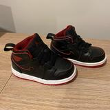Nike Shoes | Baby Nike Air Jordan Shoe Sneakers Infant | Color: Black | Size: 5bb