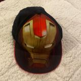 Disney Accessories   Kids Iron Man Hat Os   Color: Brown   Size: Osb