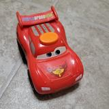 Disney Toys | 2$10 Cars Lightening Mcqueen Toy Fisher Price Disney | Color: Red | Size: Osb