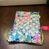Lilly Pulitzer Games   Lilly Pulitzer Checkers Board   Color: Cream   Size: Os