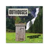 TF Publishing Calendars Multi - Outhouses 12-Month 2022 Wall Calendar
