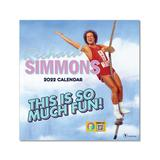 TF Publishing Calendars Multi - Richard Simmons 12-Month 2022 Wall Calendar