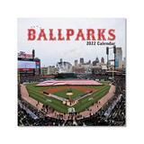 TF Publishing Calendars Multi - Ballparks 12-Month 2022 Wall Calendar
