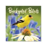 TF Publishing Calendars Multi - Backyard Birds Mini 12-Month 2022 Wall Calendar