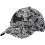 Men's '47 Digital Camo Houston Texans Phalanx Clean Up Adjustable Hat