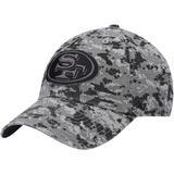 Men's '47 Digital Camo San Francisco 49ers Phalanx Clean Up Adjustable Hat