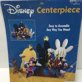Disney Party Supplies | New Disney Party Mickey'S Clubhouse Centerpiece | Color: Blue/Black | Size: Os