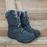 Columbia Shoes | Columbia Ice Maiden Ii Women Sz 7 Winter Lined Boots Mid Calf Waterproof Black | Color: Black | Size: 7