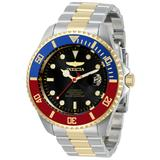 Invicta Pro Diver Automatic Men's Watch - 47mm Steel Gold (ZG-34043)