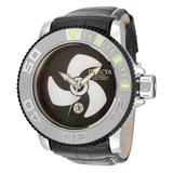Invicta Sea Hunter Automatic Men's Watch w/Mother of Pearl Dial - 58mm Black (ZG-34781)