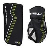 Winnwell GX-3 Street Hockey Youth Goalie Blocker/Trapper Set