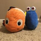 Disney Toys | Nemo And Dory Stuffed Animals | Color: Tan | Size: Osg