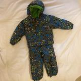 Columbia Jackets & Coats   Columbia Snow Suit   Color: Blue/Green   Size: 24mb