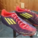 Adidas Shoes | Adidas Boys Soccer Cleats Size 4 | Color: Red/Pink | Size: 4b