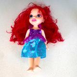 Disney Toys | 5$15! The Little Mermaid Ariel Doll | Color: Purple | Size: 15 Inches
