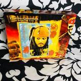 Disney Toys   5 For $25  Pirates Caribbean Jack Sparrow Puzzle   Color: Orange   Size: 63 Pieces