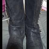 Michael Kors Shoes   Michael Kors Size 3 Women'S Winter Boots Wsilver Hardware   Color: Black/Silver   Size: Size 3