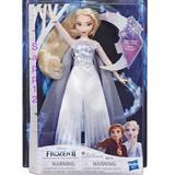 Disney Toys | Frozen Ll Disney Musical Elsa Singing Doll | Color: Silver | Size: Osg