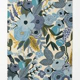 Anthropologie Accents | Anthropologie Rifle Paper Co. X Loloi Joie Rug | Color: Gray | Size: 2'3 X 3'9