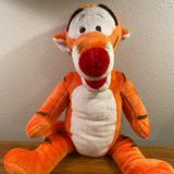 Disney Toys   Disney Winnie The Pooh Tigger The Tiger Plushy 20   Color: Brown   Size: 20
