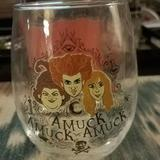 Disney Dining   Disney Hocus Pocus 20 Oz. Wine Glass Halloween New   Color: Brown   Size: Os