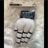 Disney Costumes   Disney Parks Character Mitts Jack Skellington   Color: White/Silver   Size: One Size For All