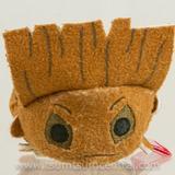 Disney Toys   Marvel Groot Mini Tsum Tsum Plush   Color: Brown   Size: Osbb