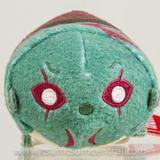 Disney Toys   Marvel Drax Mini Tsum Tsum Plush   Color: Green   Size: Osbb