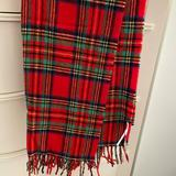 J. Crew Accessories   J. Crew Scarf   Color: Brown/Red   Size: Os