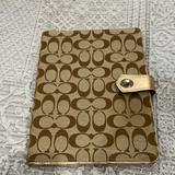Coach Accessories   Coach Ipad Cover   Color: Brown   Size: Os