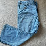 American Eagle Outfitters Jeans | American Eagle Vintage Jeans 42x32 | Color: Blue | Size: 42