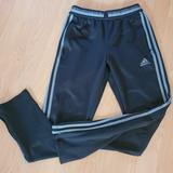 Adidas Bottoms | Adidas Soccer Youth Condivo 16 Training Pant 647 | Color: Black/Blue | Size: Lb
