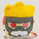 Disney Toys   Marvel Star Lord Tsum Tsum Mini Plush   Color: Brown   Size: Osbb