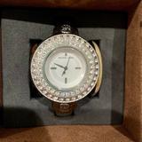 Michael Kors Accessories   Michael Kors Silver Tone 3 Interchangeable Bezel Midsize Bangle Watch-Mk4167   Color: Silver   Size: Os