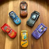 Disney Toys   Disney Cars Movie Toy Cars Lot Of 6   Color: Brown/Tan   Size: 6 Toy Cars