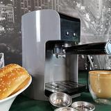 SDPP 20 Bar Espresso Machine, Coffee Maker w/ Milk Frother Wand, Espresso Maker For Cappuccino, Latte, Mocha, Machiato, 1.5L Removable Water Tank