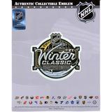 """Pittsburgh Penguins vs. Washington Capitals 2011 NHL Winter Classic National Emblem Jersey Patch"""