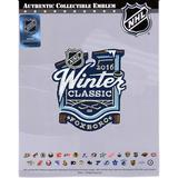 """""""Boston Bruins vs. Montreal Canadiens 2016 NHL Winter Classic National Emblem Jersey Patch"""""""
